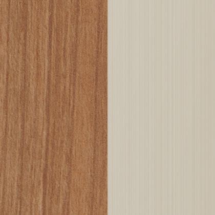 JCU<br />木調部:オレンジチェリー(JC)<br />形材部:アーバングレー(UC)