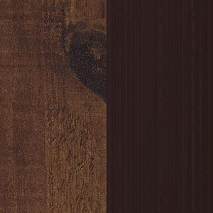 TPC<br />木調部:トラッドパイン(TP)<br />形材部:ダークブロンズ(BD)