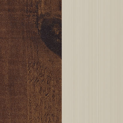 TPU<br />木調部:トラッドパイン(TP)<br />形材部:アーバングレー(UC)