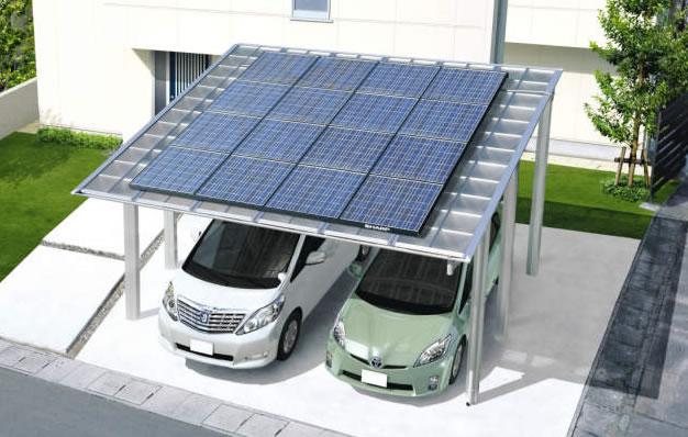 太陽光発電システム M.シェード・G-1ss
