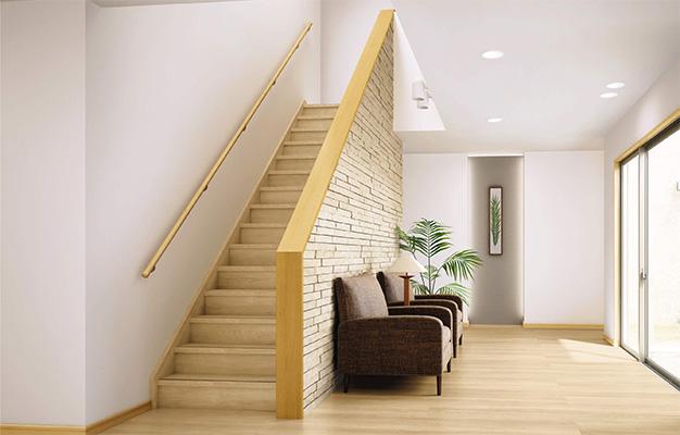 三協アルミ】商品をさがす/階段